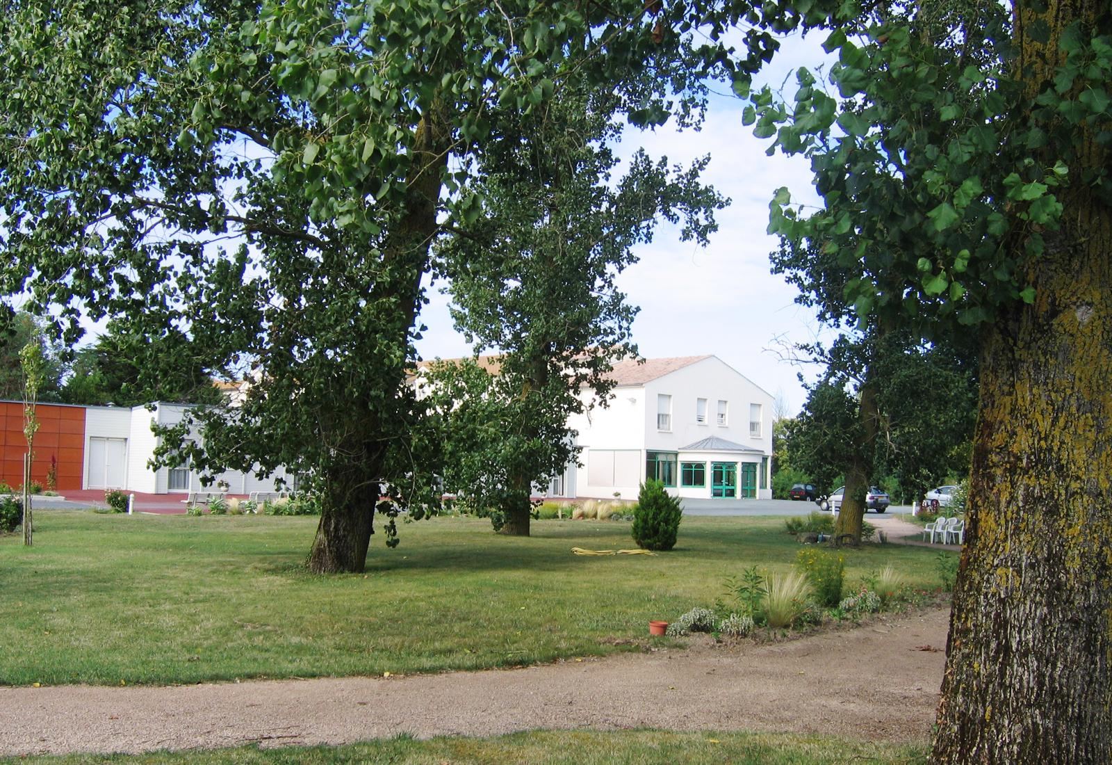 1600 - Le parc